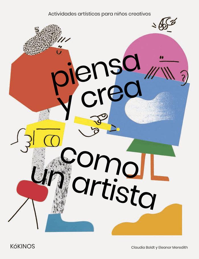 Piensa y crea como un artista