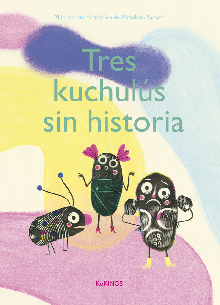Tres kuchulus sin historia