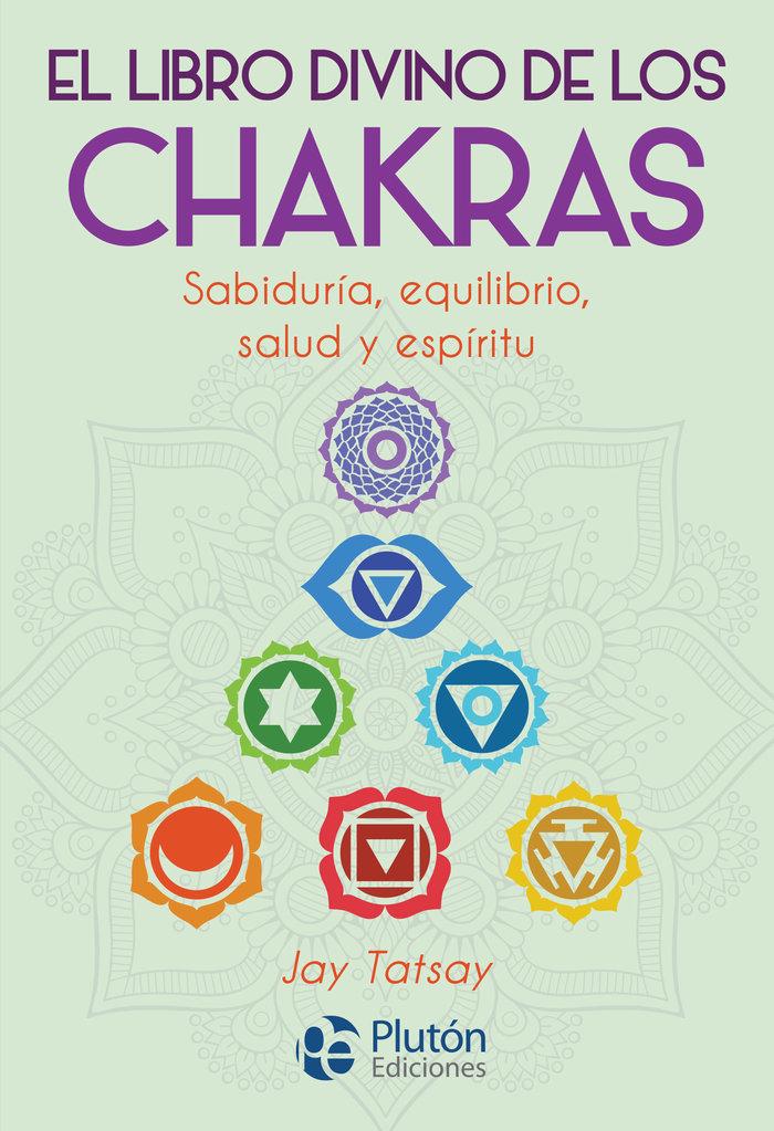 Libro divino de los chakras,el