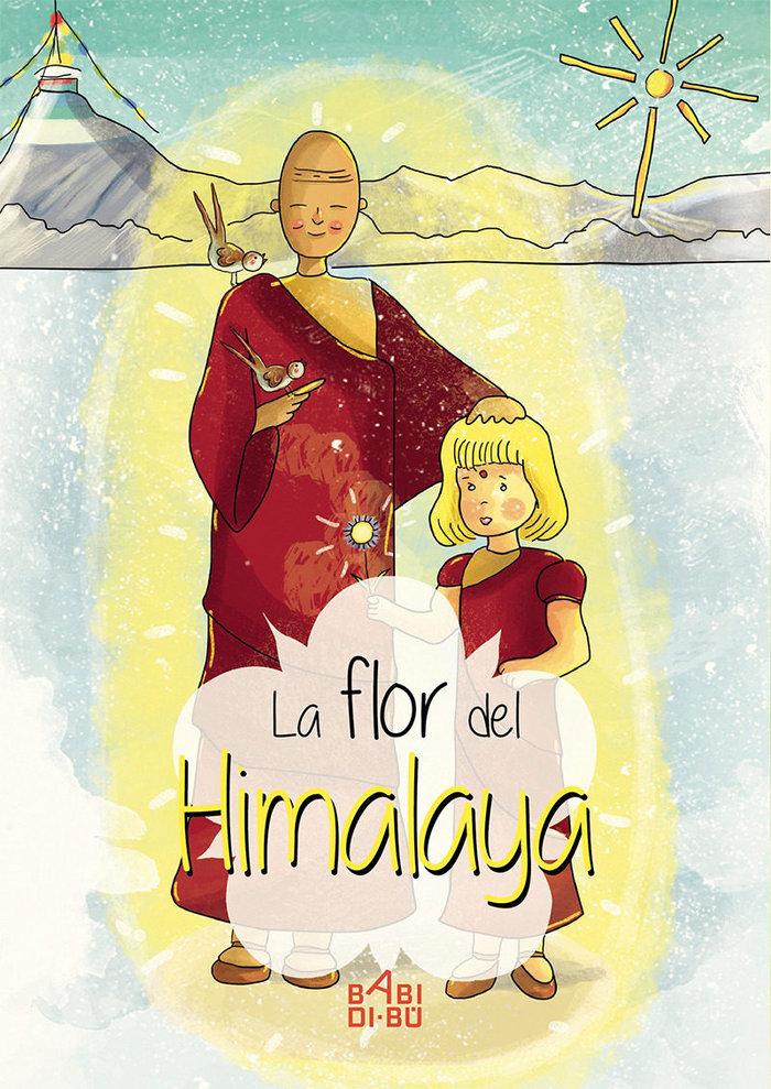 Flor del himalya,la