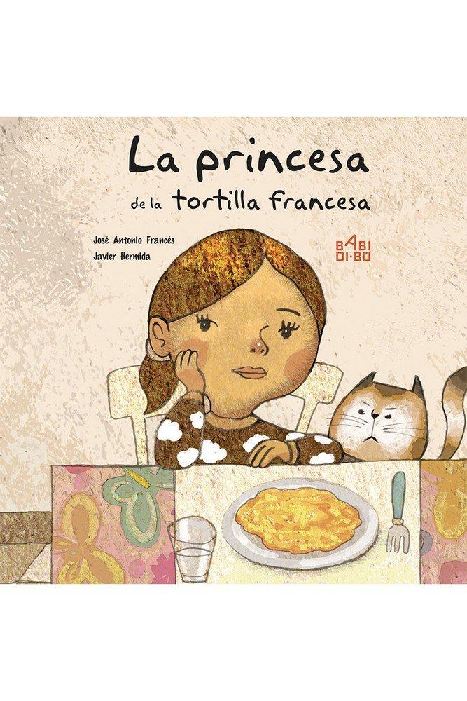 Princesa de la tortilla francesa,la