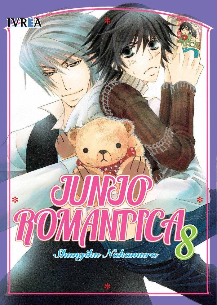 Junjo romantica 8