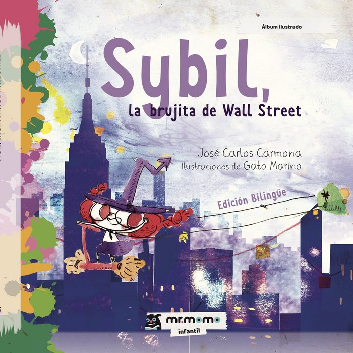 Sybil brujita de wall street