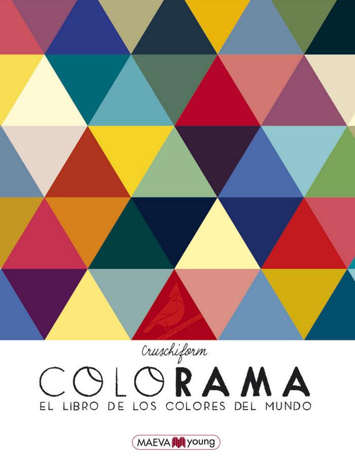 Colorama el libro de los colores del mundo