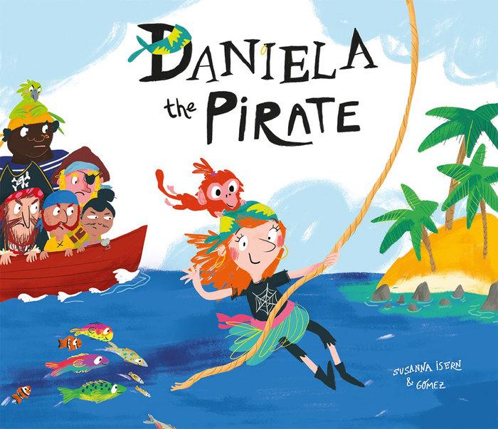 Daniela the pirate ingles