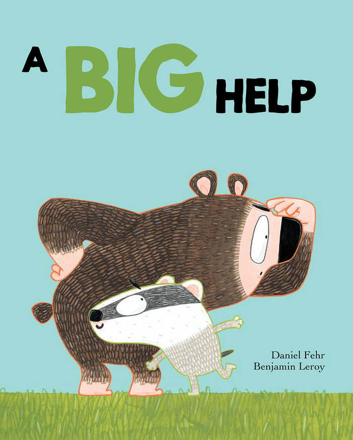 A big help - ing