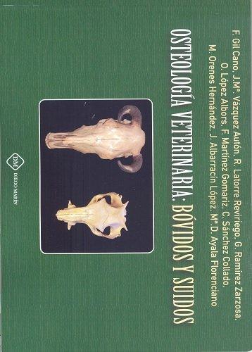 Osteologia veterinaria bovidos y suidos