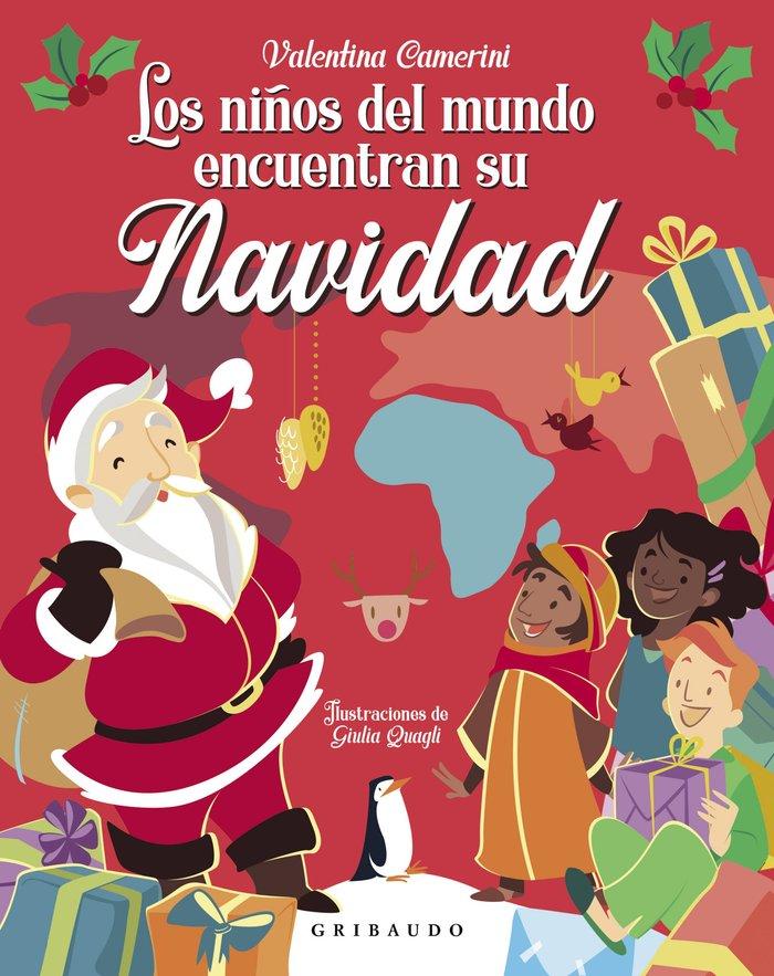 Niños del mundo encuentran su navidad,los