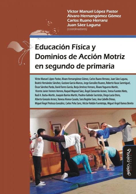 Educacion fisica y dominios de accion motriz en segundo de p