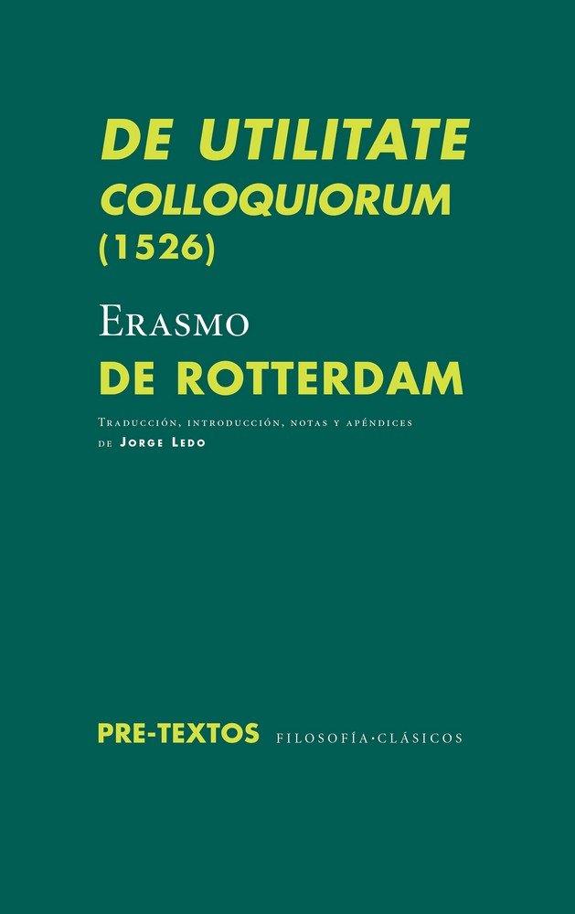 De utilitate colloquiorum 1526