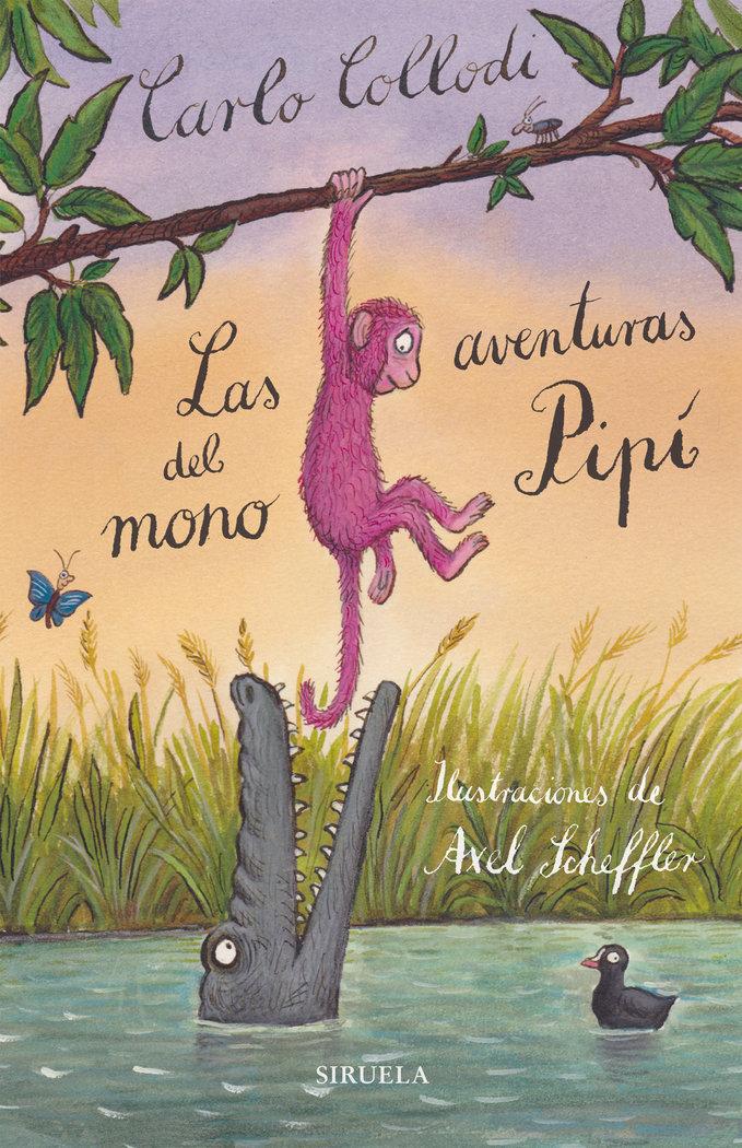 Aventuras del mono pipi,las