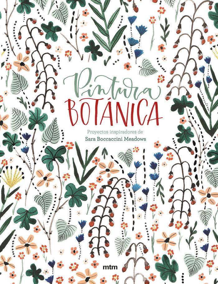 Pintura botanica