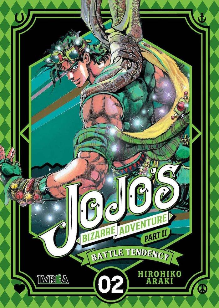 Jojos bizarre adventure parte ii battle tendency 02