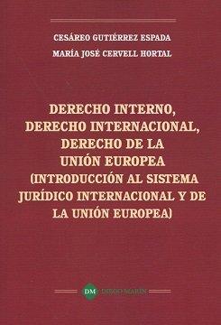 Derecho interno derecho internacional de