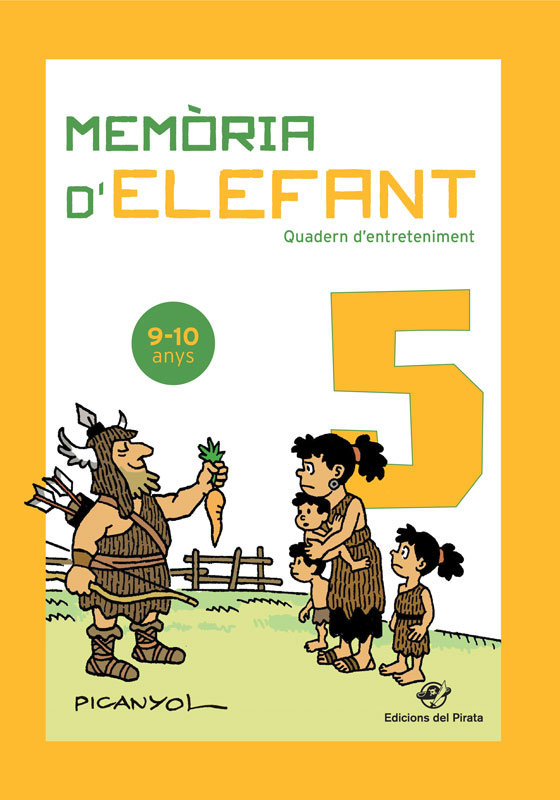 Memoria delefant 5 9 10 anys