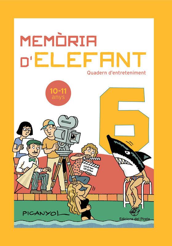 Memoria delefant 6 10 11 anys
