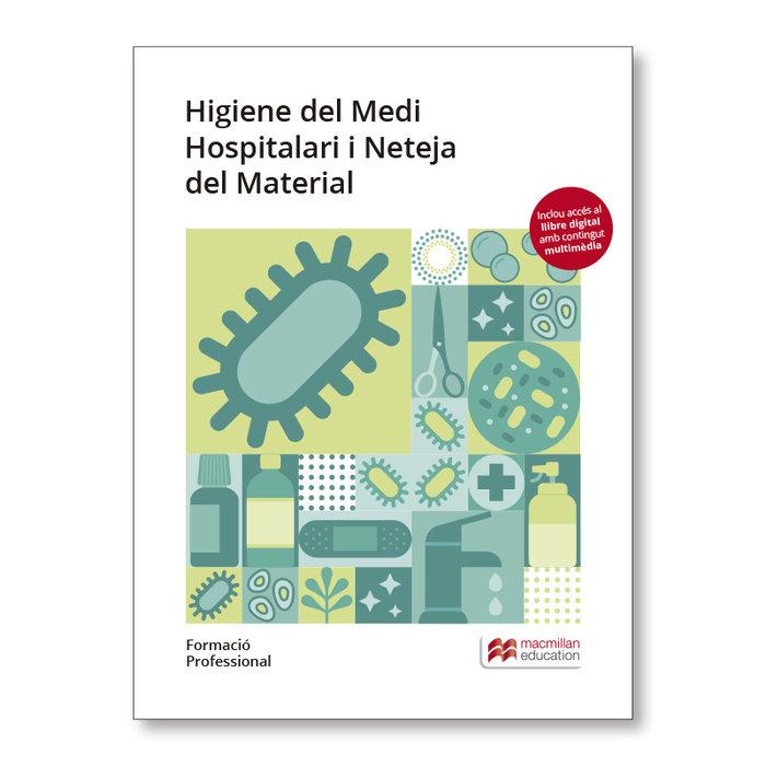 Higiene medi hospit. i neteja catalan cf 19