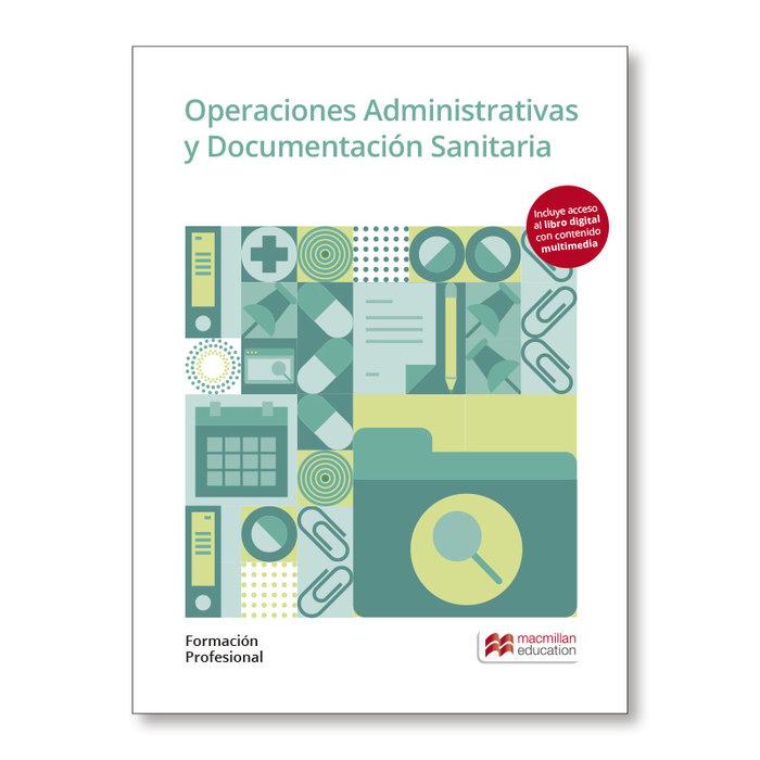 Operaciones administrat. doc. sanitaria cf 19
