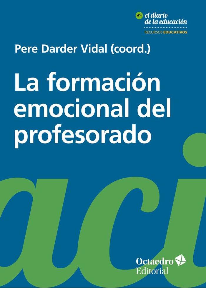 Formacion emocional del profesorado,la