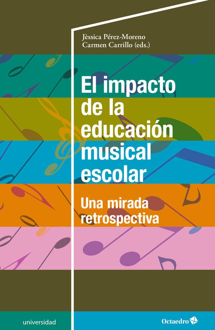 El impacto de la educacion musical escolar