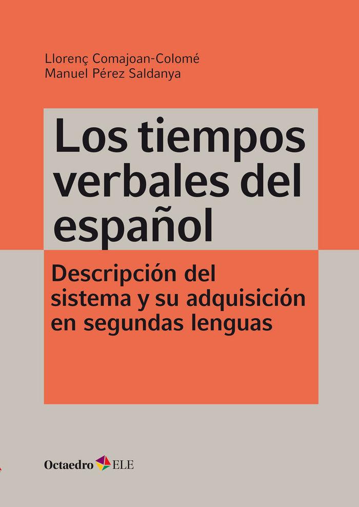 Tiempos verbales del español,los