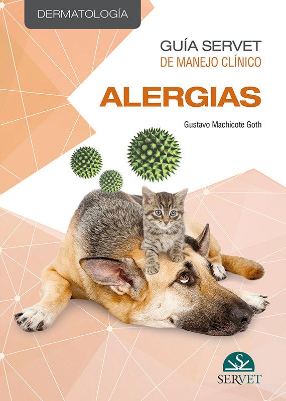 Guia servet de manejo clinico dermatologia alergias
