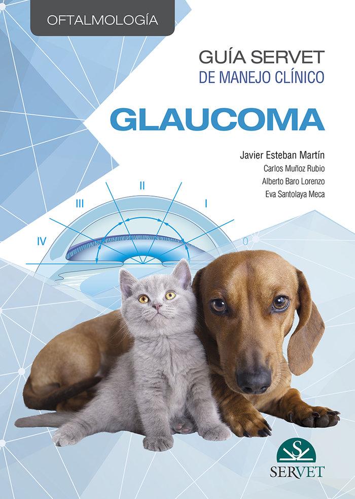 Guia servet de manejo clinico: oftalmologia. glaucoma