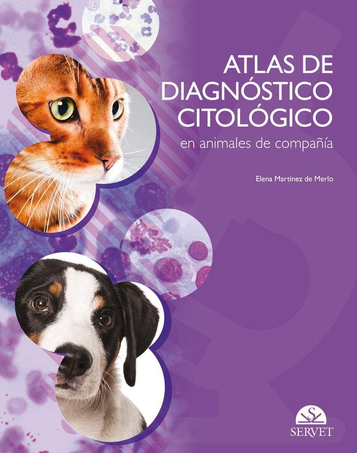 Atlas de diagnostico citologico en animales de compañia