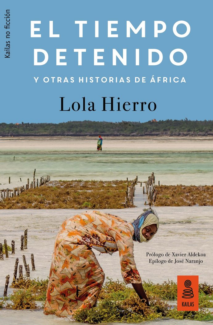 Tiempo detenido y otras historias de africa,el