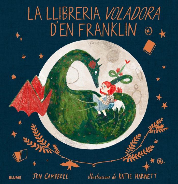 Llibreria voladora d'en franklin,la