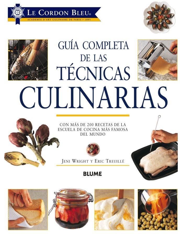 Guia completa tecnicas culinarias 2017