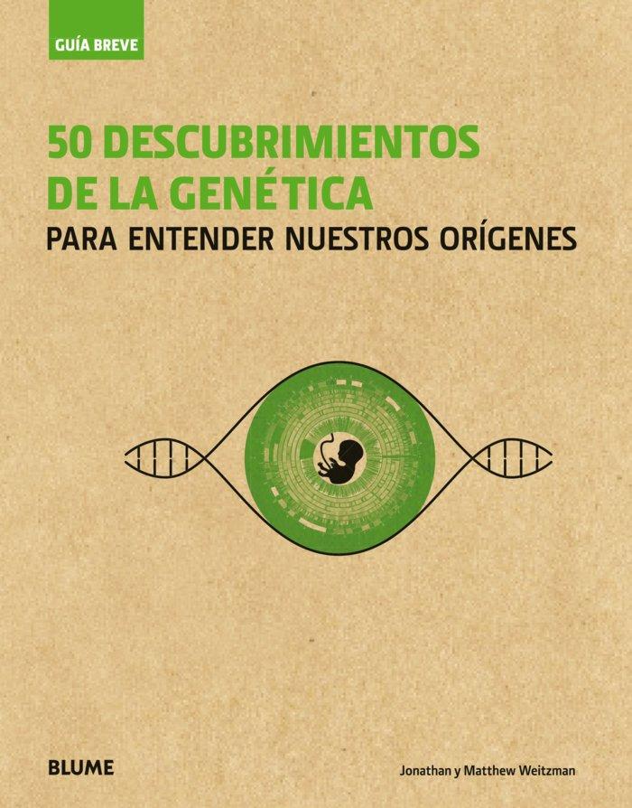 Guia breve 50 descubrimientos de la genet