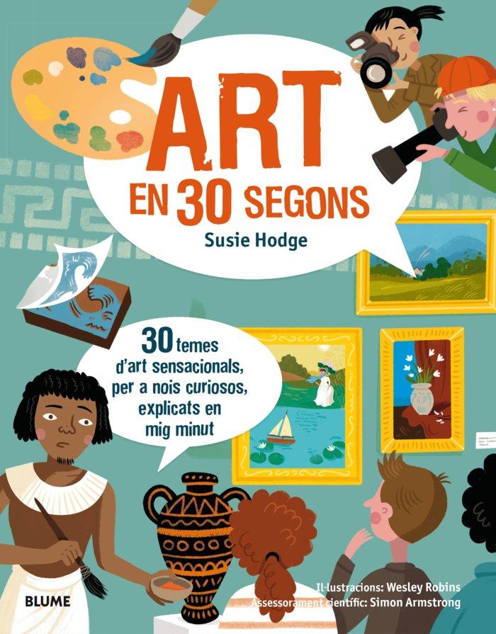 30 segons art en 30 segons