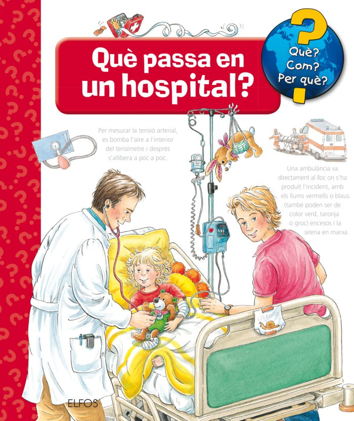 Que que passa en un hospital