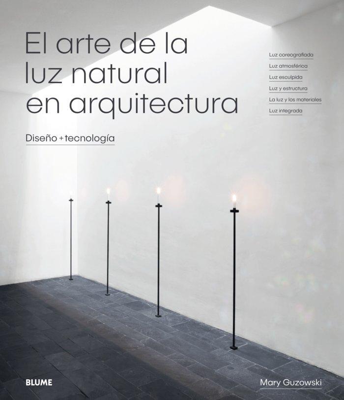 Arte de la luz natural en arquitectura,el