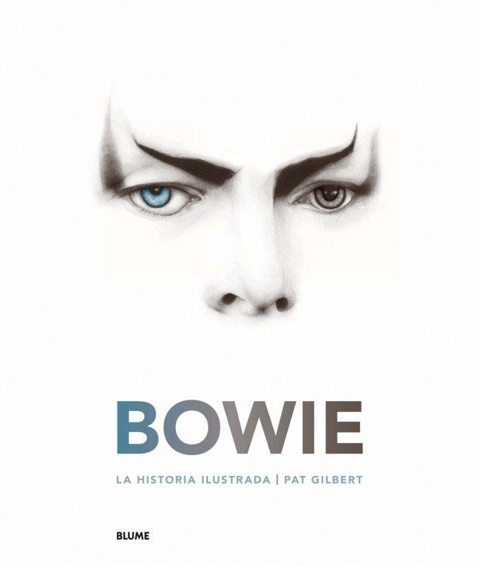 Bowie la historia ilustrada