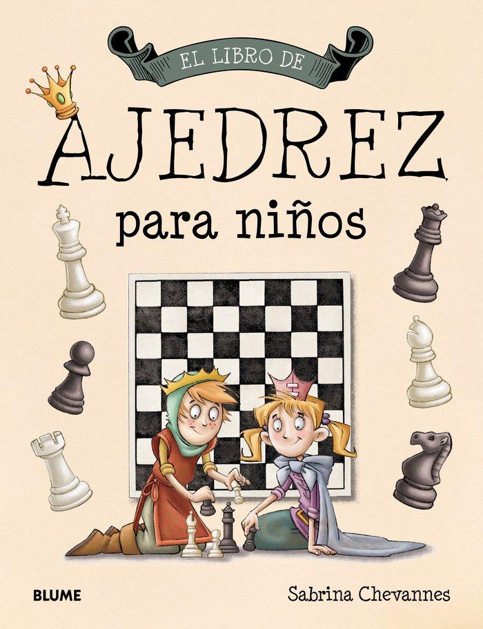 Libro de ajedrez para niños,el