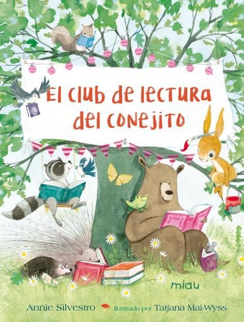 Club de lectura del conejito,el