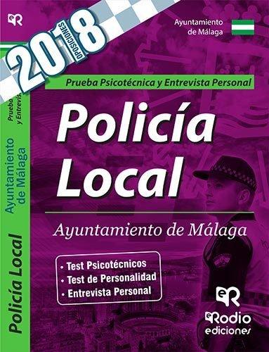 Policia local del ayuntamiento de malaga