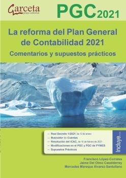 Reforma del plan de contabilidad 2021,la
