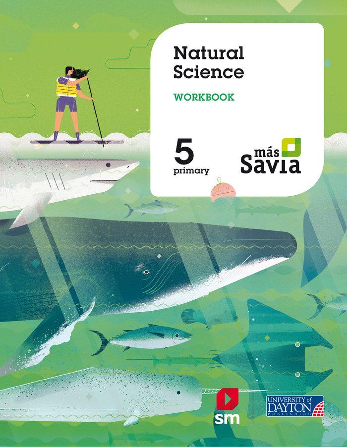 Natural science 5ºep wb 18 mas savia