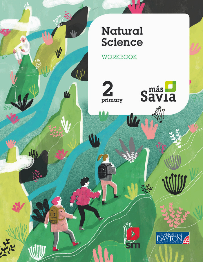 Natural science 2ºep wb 18 mas savia