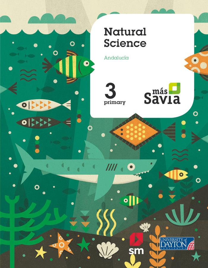 Natural science 3ºep andalucia 19 mas savia