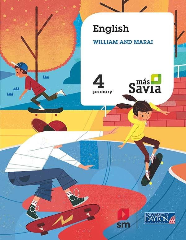 English for plurilingual 4ºep 19 mas savia