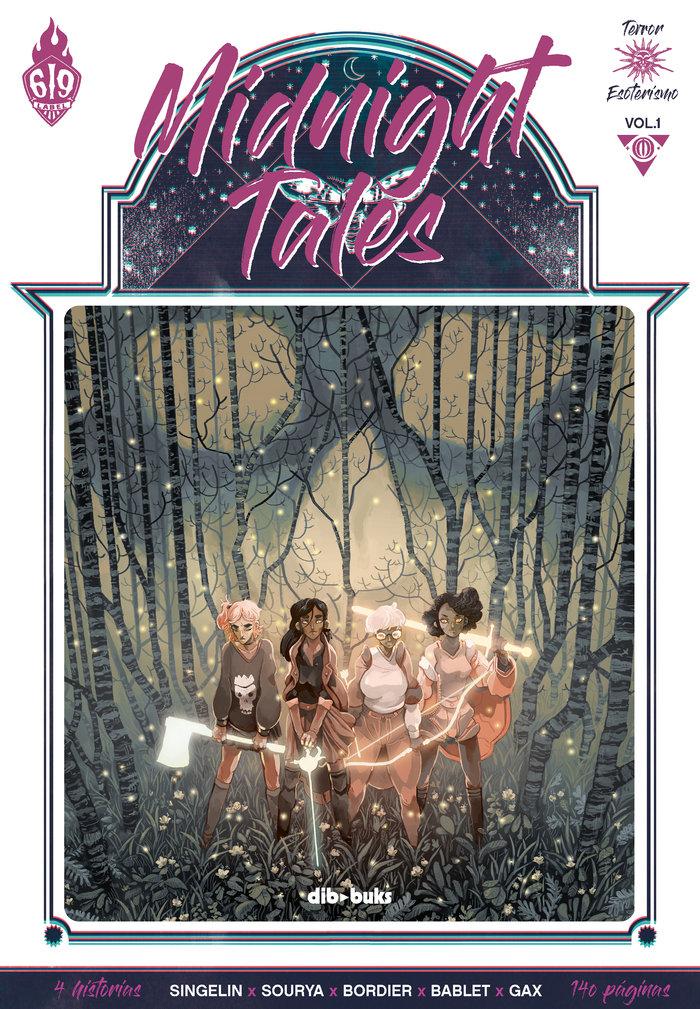 Midnight tales vol 1