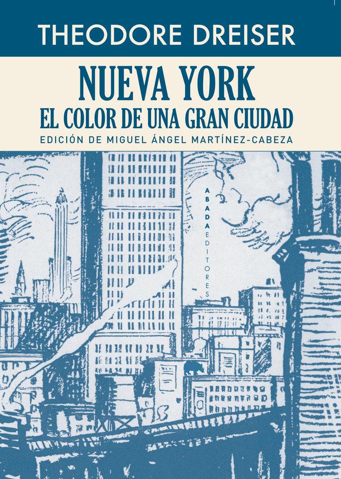 Nueva york el color de una gran ciudad