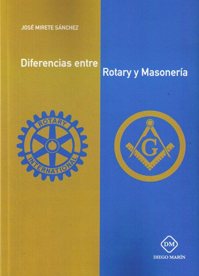 Diferencias entre rotary y masoneria
