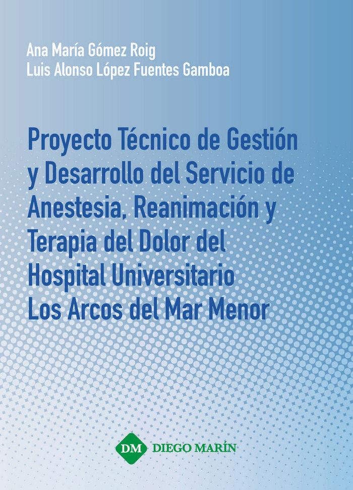 Proyecto tecnico de gestion y desarrollo del servicio de ane