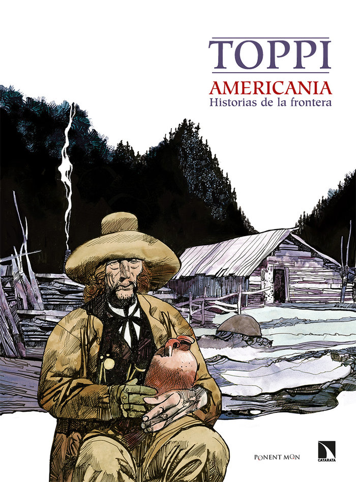 Americania historias de la frontera
