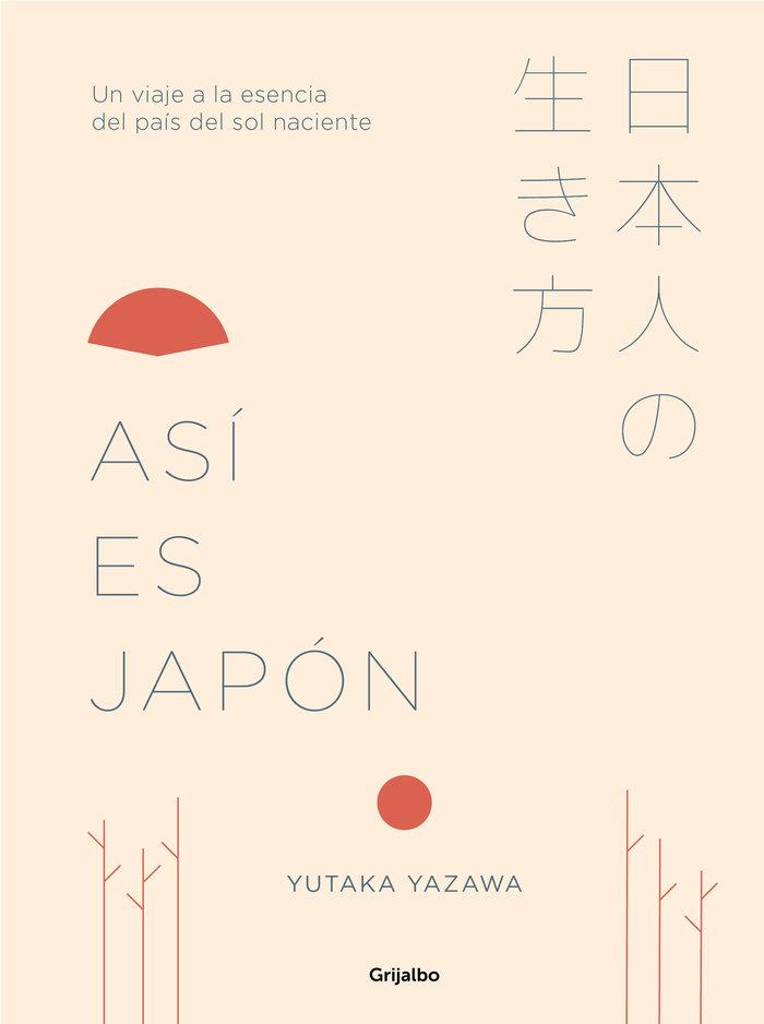 Asi es japon